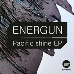 ENERGUN - Pacific Shine EP (Front Cover)