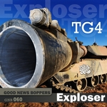 TG4 - Exploser EP (Front Cover)