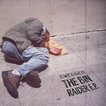 SWEDGER - The Bin Raider EP (Front Cover)