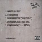 SWEDGER - The Bin Raider EP (Back Cover)