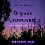 PADURARU/VARIOUS - Organic Growaware (Front Cover)