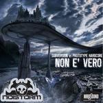 SUBVERSION vs PROTOTYPE HARDCORE - Non E' Vero (Front Cover)