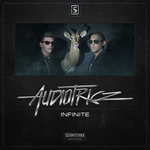 AUDIOTRICZ - Infinite (Front Cover)