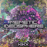 VARIOUS - Memetic Ideosphere (Front Cover)