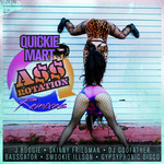 QUICKIE MART - A$$ Rotation: Remixes (Front Cover)