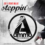 CRS/FELIPE AVELAR - Steppin' (Front Cover)