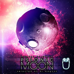 VARIOUS - Psionic Moon (Front Cover)