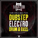 Bass Music Mega Pack: Dubstep, Electro And Drum & Bass (Sample Pack WAV)