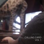 JABRU - Calling Card Vol 1 (Front Cover)
