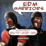 EDM Warriors (Sample Pack WAV/APPLE/LIVE/REASON)