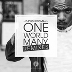 DAVID BOOMAH - One World Many (Remixes) (Front Cover)