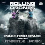 Punks From Space Sampler 1