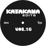 VARIOUS - Katakana Edits Vol 16 (Front Cover)