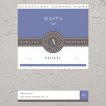 HASTA - Floral (Front Cover)