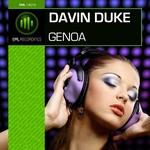 DUKE, Davin - Genoa (Front Cover)
