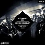 DIGA, Alessandro - Eenheidsgevoel (Back Cover)