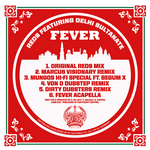 REDS feat DELHI SULTANATE - Fever (Front Cover)