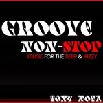 NOVA, Tony - Groove Non Stop (Front Cover)