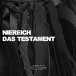 NIEREICH - Das Testament (Front Cover)