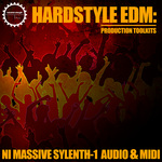 Hardstyle EDM: Production Toolkits (Sample Pack WAV/MIDI/Massive Presets/Sylenth1 Presets)