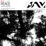 JOHANSON, Johan - Peace (Front Cover)