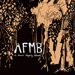 AFMB - A Forest Mighty Black (Front Cover)