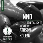 Don't Click It (Remixes)
