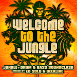 Welcome To The Jungle: The Ultimate Jungle Cakes Drum & Bass Compilation
