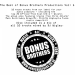 The Best Of Bonus Brothers Productions Vol 1