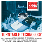 PABLO - Turntable Technology (Front Cover)