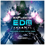 Explosive EDM Arsenal (Sample Pack WAV/APPLE/LIVE/REASON)
