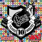 Bombstrikes: 10 Years In 10 Minutes Mix