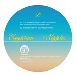 EGYPTIAN NIPPLES - Back But Half Remixes (Back Cover)
