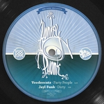 VOODOOCUTS/JAYL FUNK - Honkey Phonk Funk Explosion (Front Cover)