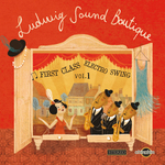 VARIOUS - Ludwig Sound Boutique Vol 1 (Front Cover)