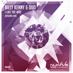 KENNY, Billy/DUO - I Like The Way (Front Cover)