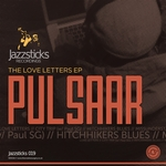 PULSAAR - The Love Letters EP (Front Cover)