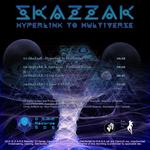 SKAZZAK/APORAJITO - Hyperlink To Multiverse EP (Back Cover)