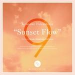 KENSUKE FUKUSHIMA - Sunset Flow (remixes) (Front Cover)