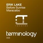 LAKE, Erik - Before Sunrise (Front Cover)