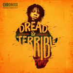 CHRONIXX - Dread & Terrible (Front Cover)