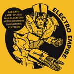 VARIOUS - Theme Of Electro Empire (Front Cover)