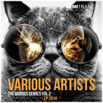 The Various Genres Vol 2 - EP 2014