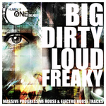 Big Dirty Loud Freaky (Massive Progressive House & Electro House Tracks)