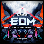 Fat EDM Synths & Bass One Shots (Sample Pack WAV/Multi Format)