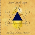 VARIOUS - Sacred Sound Temple (Front Cover)