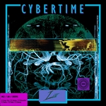 LIAR - Cybertime (Front Cover)