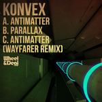 KONVEX - Antimatter (Front Cover)