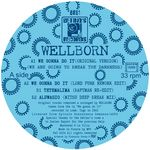WELLBORN - Wellborn EP (Front Cover)