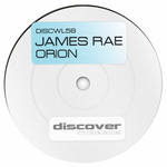 RAE, James - Orion (Front Cover)